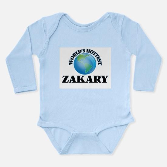 World's Hottest Zakary Body Suit