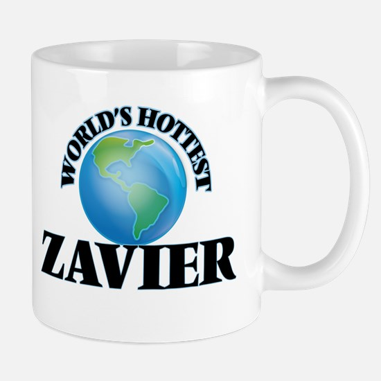 World's Hottest Zavier Mugs