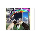 Change Adversity Postcards (Package of 8)