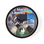 Change Adversity Wall Clock