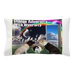Change Adversity Pillow Case