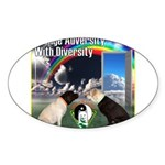 Change Adversity Sticker
