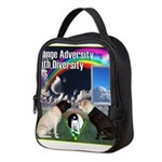 Change Adversity Neoprene Lunch Bag