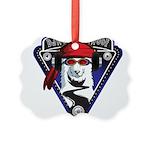 DJWooF Ornament