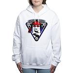 DJWooF Women's Hooded Sweatshirt