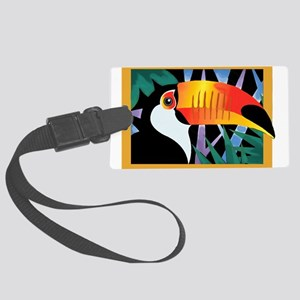 Toucan Tango Large Luggage Tag