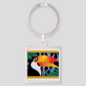 Toucan Tango Keychains