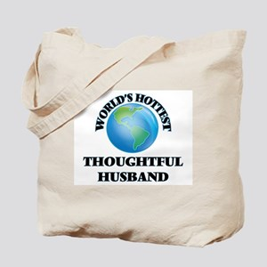 World's Hottest Thoughtful Husband Tote Bag