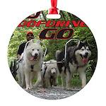 Go WooFDriver Go Ornament