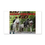 Go WooFDriver Go Wall Decal