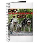Go WooFDriver Go Journal