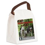 Go WooFDriver Go Canvas Lunch Bag