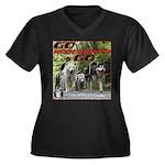 Go WooFDriver Go Plus Size T-Shirt
