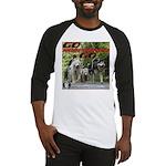 Go WooFDriver Go Baseball Jersey