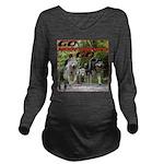 Go WooFDriver Go Long Sleeve Maternity T-Shirt
