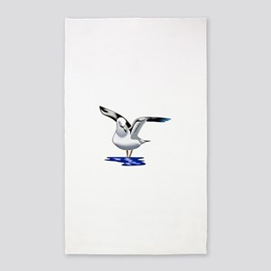 Seagull Liftoff 3'x5' Area Rug