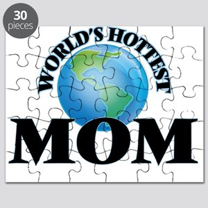World's Hottest Mom Puzzle