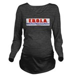 EBOLAlegacy Long Sleeve Maternity T-Shirt