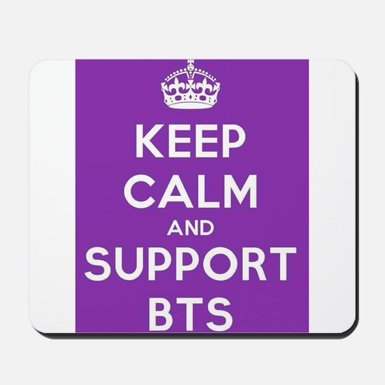 Support BTS Mousepad