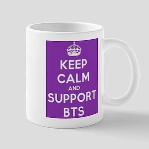 Support BTS Mug