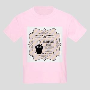 HALLOWEEN STRIPE Kids Light T-Shirt