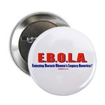 """Ebolalegacy 2.25"""" Button (100 Pack)"""