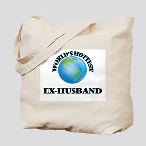 World's Hottest Ex-Husband Tote Bag