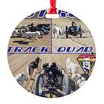 HotROD Quad Ornament