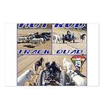 HotROD Quad Postcards (Package of 8)
