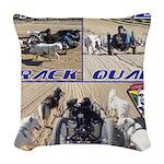 HotROD Quad Woven Throw Pillow