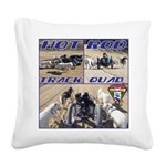 HotROD Quad Square Canvas Pillow