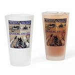 HotROD Quad Drinking Glass