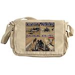 HotROD Quad Messenger Bag