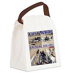 HotROD Quad Canvas Lunch Bag