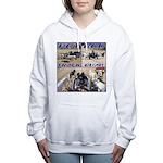 HotROD Quad Women's Hooded Sweatshirt