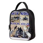 HotROD Quad Neoprene Lunch Bag