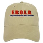 Ebolaopening Baseball Cap