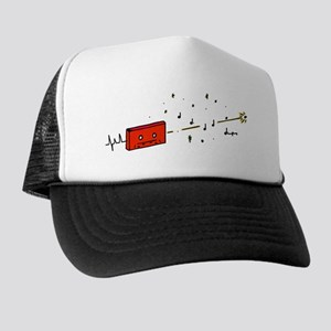 Music Inside Out Trucker Hat