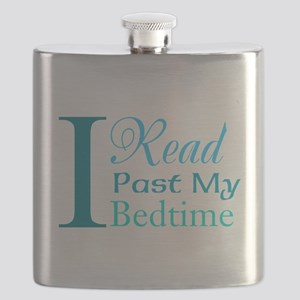 Rebel Reader Flask