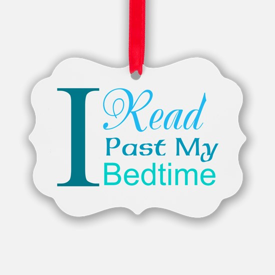 Rebel Reader Ornament