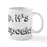 Oh Snap, It's Onomatopoeia Mug