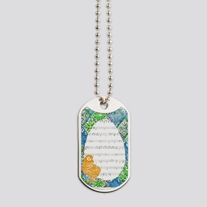 Easter Chick Dog Tags