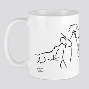 SCHUTZHUND TRIATHALON OF THE Mug