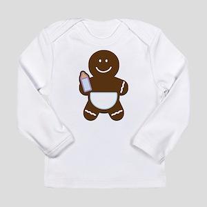 Gingerbread Boy baby Long Sleeve T-Shirt