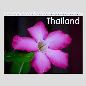 Thailand Wall Calendar