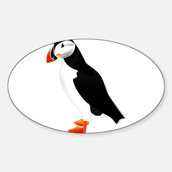 Pretty Puffin Decal