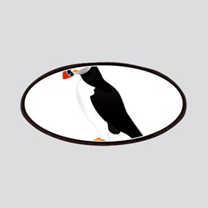 Pretty Puffin Patches