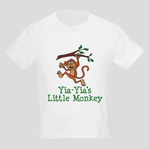 Yia-Yia's Little Monkey T-Shirt
