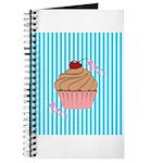 Pink Cupcake Love Journal