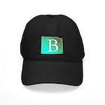 Personalizable Inital on Teal Baseball Hat